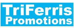 TriFerris Promotions Logo