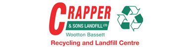 Crapper and Sons Landfill Logo