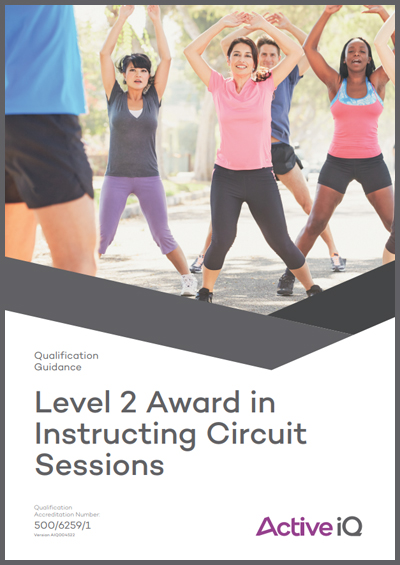 Level 2 Award in Instructing Circuit Sessions